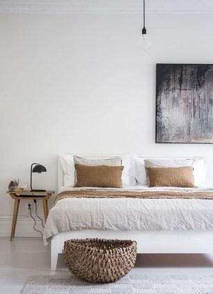 Best Minimalist Bedroom Color Inspiration 40