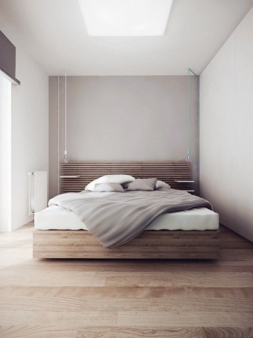 Best Minimalist Bedroom Color Inspiration 49
