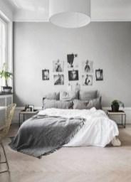 Best Minimalist Bedroom Color Inspiration 54
