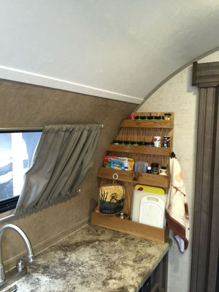 Best RV Modifications with DIY Storage 37