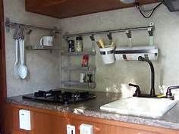 Best RV Modifications with DIY Storage 52