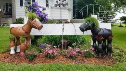 Cheap DIY Garden Ideas Everyone Can Do It 50