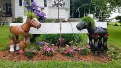 Cheap DIY Garden Ideas Everyone Can Do It 50