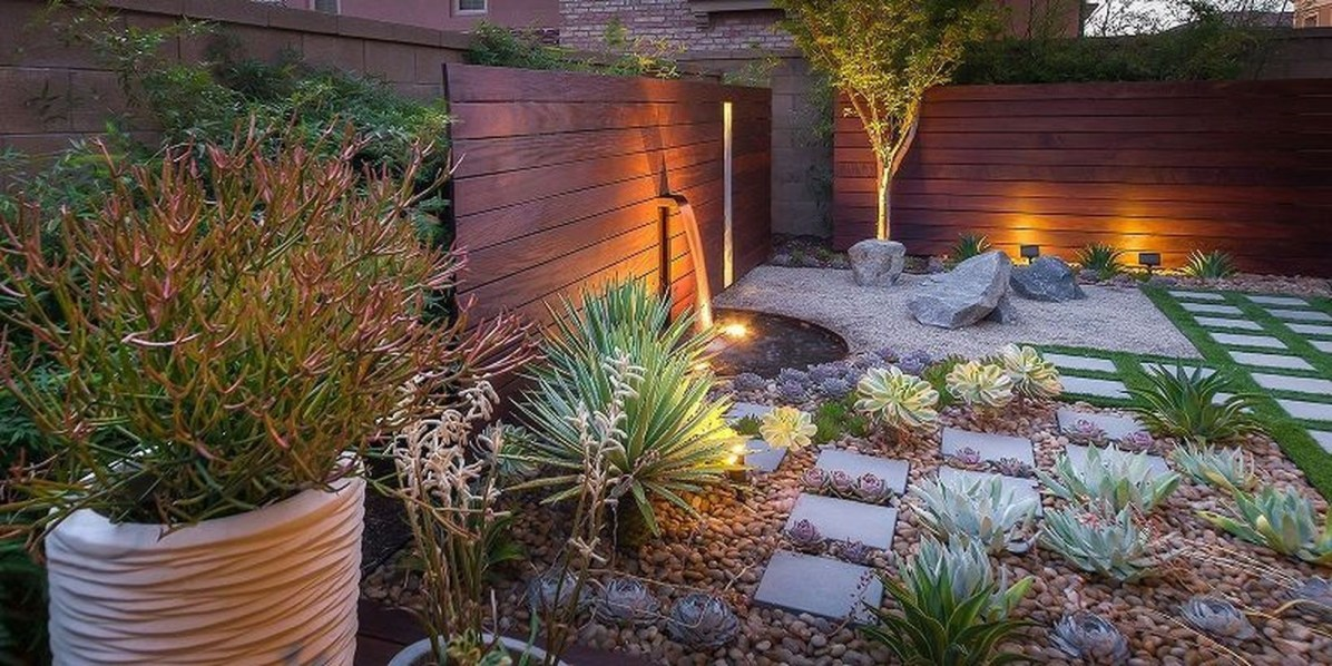 Clever Gardening Ideas with Low Maintenance 42