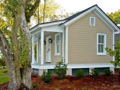 Comfortable Small Cottage House Plan Ideas 05