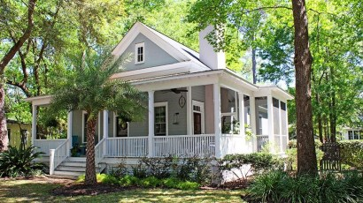 Comfortable Small Cottage House Plan Ideas 27