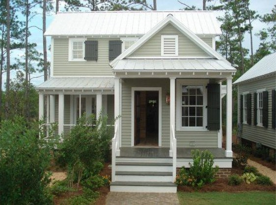 Comfortable Small Cottage House Plan Ideas 39