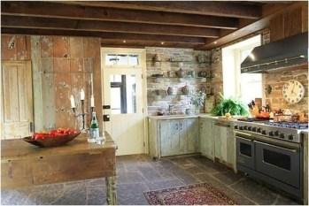 Cool Farmhouse Kitchen Decor Ideas On a Budget 27