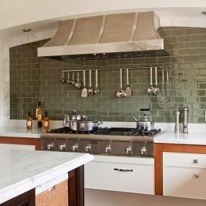 Cool Farmhouse Kitchen Decor Ideas On a Budget 46