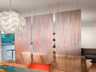Cozy Room Divider for Small Apartments 05