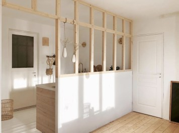 Cozy Room Divider for Small Apartments 20