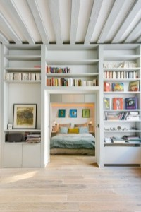 Cozy Room Divider for Small Apartments 23