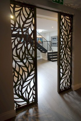 Cozy Room Divider for Small Apartments 46