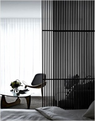 Cozy Room Divider for Small Apartments 47
