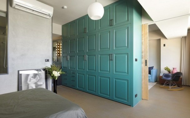 Cozy Room Divider for Small Apartments 49