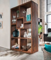 Cozy Room Divider for Small Apartments 53
