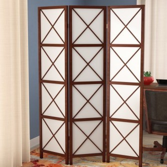 Cozy Room Divider for Small Apartments 58