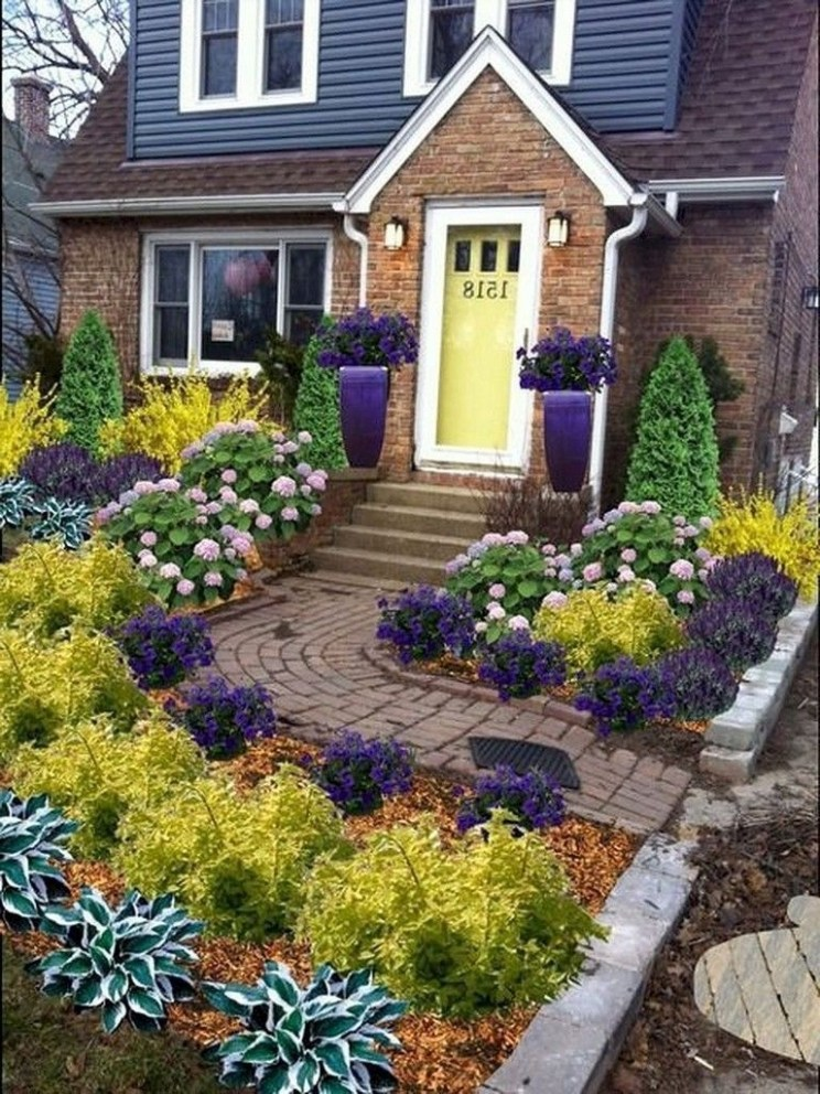 Gardening Tips- Maintenance Landscaping Front yard 04