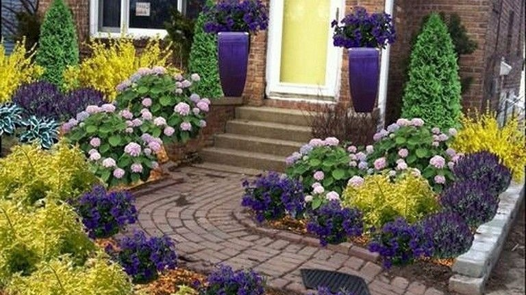 48 Gardening Ideas: Maintenance Landscaping Front yard