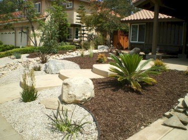 Gardening Tips- Maintenance Landscaping Front yard 21