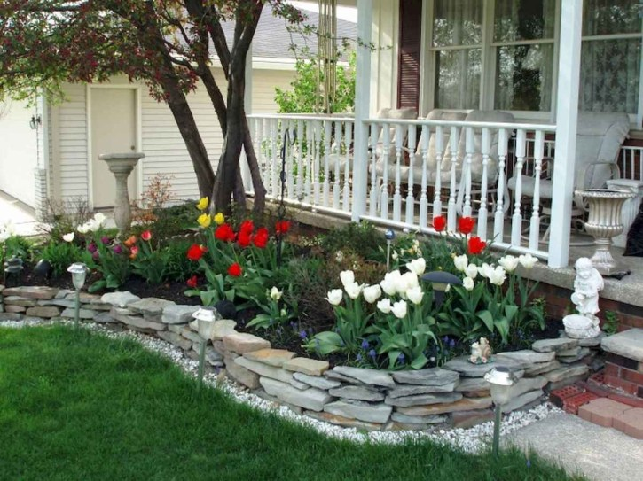 Gardening Tips- Maintenance Landscaping Front yard 25