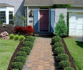 Gardening Tips- Maintenance Landscaping Front yard 32