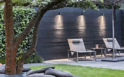 Gorgeous Front Fence Lighting Ideas to Apply Now 04
