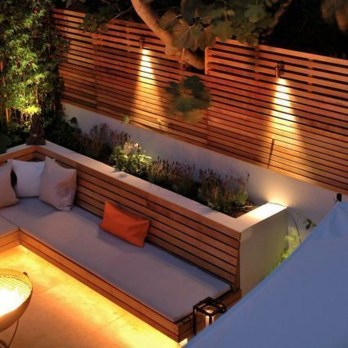 Gorgeous Front Fence Lighting Ideas to Apply Now 16