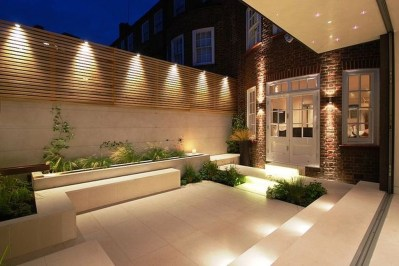 Gorgeous Front Fence Lighting Ideas to Apply Now 24