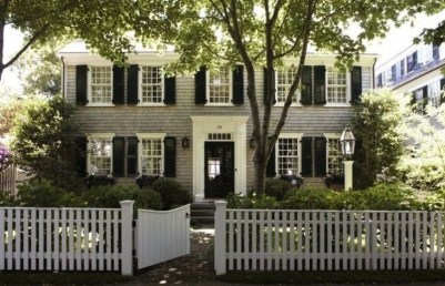 How to Coolest & Looks Bright, with Fences White-colored House 13