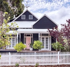 How to Coolest & Looks Bright, with Fences White-colored House 19