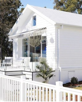 How to Coolest & Looks Bright, with Fences White-colored House 29