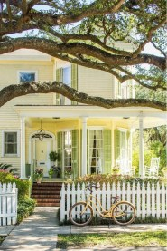 How to Coolest & Looks Bright, with Fences White-colored House 38