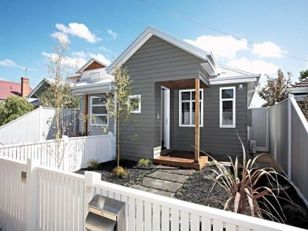 How to Coolest & Looks Bright, with Fences White-colored House 50