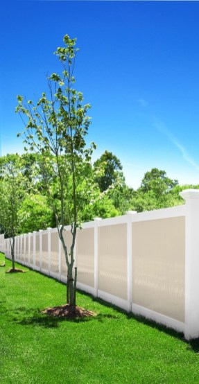 How to Coolest & Looks Bright, with Fences White-colored House 57