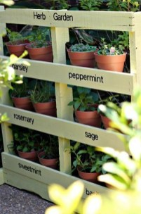 Inexpensive DIY Planter with Pallet 23