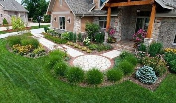 Most Amazing Front Yard and Backyard Landscaping Ideas 10