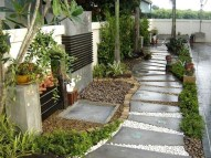 Most Amazing Front Yard and Backyard Landscaping Ideas 53