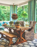 Outdoor Curtain Ideas to Spice Up Your Outdoor Space 02