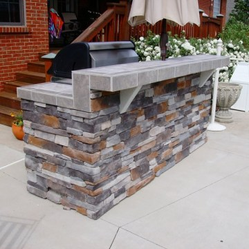 Outdoor Kitchen That Will Be Perfect 13