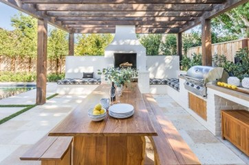 Outdoor Kitchen That Will Be Perfect 17