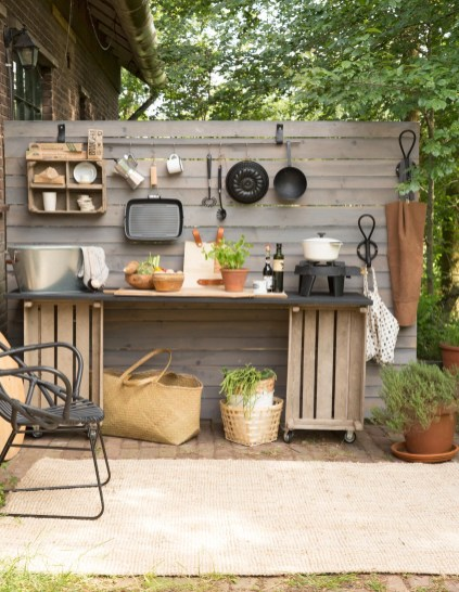 Outdoor Kitchen That Will Be Perfect 24