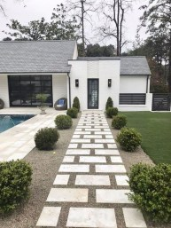 Stunning Garden Path and Walkways Design to Beautify Your Garden 03