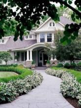 Stunning Garden Path and Walkways Design to Beautify Your Garden 08