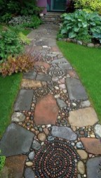 Stunning Garden Path and Walkways Design to Beautify Your Garden 15