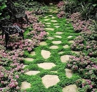 Stunning Garden Path and Walkways Design to Beautify Your Garden 20