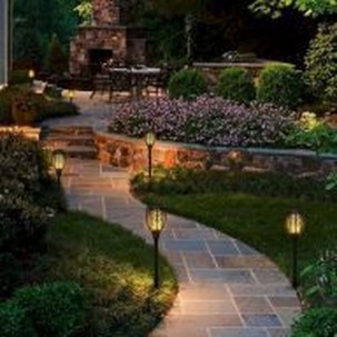 Stunning Garden Path and Walkways Design to Beautify Your Garden 27