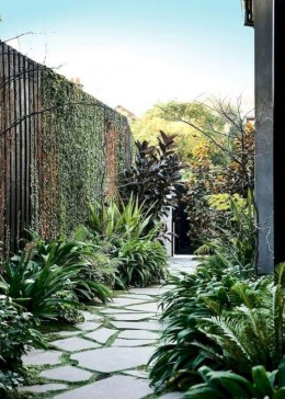Stunning Garden Path and Walkways Design to Beautify Your Garden 33