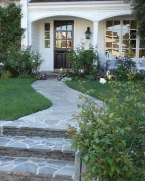 Stunning Garden Path and Walkways Design to Beautify Your Garden 35