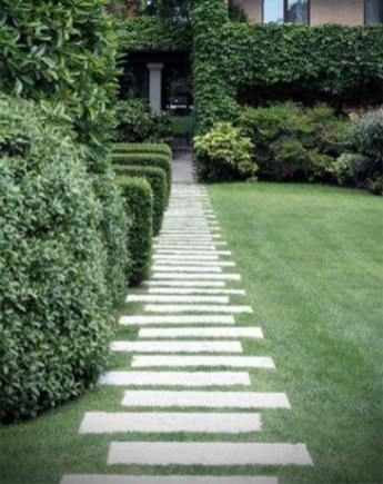 Stunning Garden Path and Walkways Design to Beautify Your Garden 44